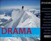 Kniha Drama před objektivem Jiří Kráčalík
