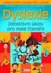 Kniha Dyslexie Černá Marie, Strnadová Iva