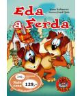 Kniha Eda a Ferda - Irena Kaftanová, Josef Quis