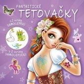 Kniha Fantastické tetovačky