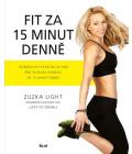 Kniha Fit za 15 minut denně Zuzka Light