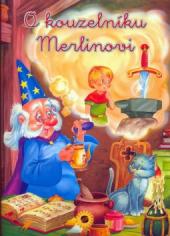 Kniha Harlekýn - O kouzelníku Merlinovi