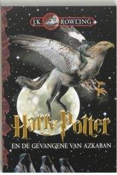 Kniha Harry Potter a vězeň z Azkabanu J.K.Rowlingová