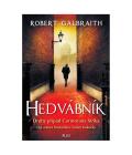 Kniha Hedvábník Robert Galbraith