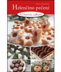 Kniha Helenčino pečení - Vánoční cukroví Helena Vybíralová