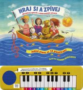 Kniha Hraj si a zpívej s klávesy