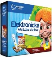 Kniha Hravá angličtina s elektronickou tužkou Kouzelné čtení Albi