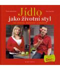 Kniha Jídlo jako životní styl Petr Havlíček a Petra Lamschová