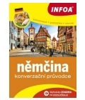 Kniha Konverzační průvodce: Němčina Infoa
