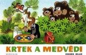 Kniha Krtek a medvědi Zdeněk Miler