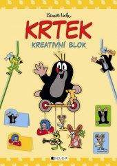 Kniha Krtek kreativní blok Zdeněk Miler