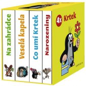 Kniha Krtek Zdeněk Miler - komplet