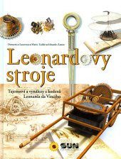 Kniha Leonardovy stroje Domenico Laurenza