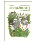 Kniha Lichožrouti se vracejí Pavel Šrut