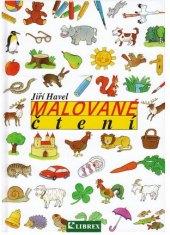 Kniha malované čtení Jiří Havel