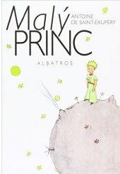 Kniha Malý princ Antoine de Saint-Exupéry