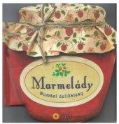 Kniha Marmelády-domácí delikatesy