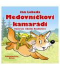 Kniha Medovníčkovi kamarádi Jan Lebeda