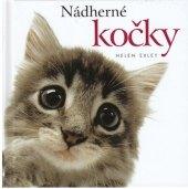 Kniha Nádherné kočky Helen Exley