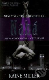 Kniha Nahá Raine Miller