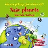 Kniha pro děti Naše planeta
