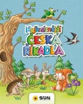Kniha Nejkrásnější česká říkadla