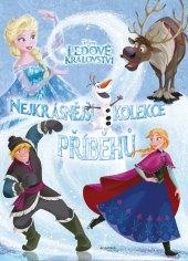 Kniha Nejkrásnější kolekce příběhů Ledové království Walt Disney