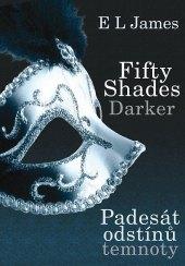 Kniha Padesát odstínů temnoty E. L. James
