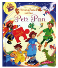 Kniha Petr Pan s puzzle