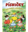 Kniha Písničky pro kluky a holčičky