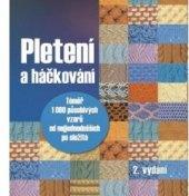Kniha Pletení a háčkování