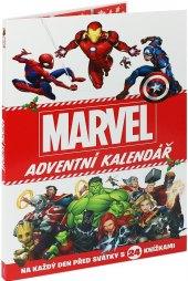 Kniha Pohádkový adventní kalendář Marvel