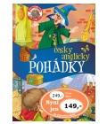 Kniha Pohádky česky a anglicky