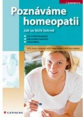 Kniha Poznáváme homeopatii Kateřina Formánková