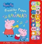 Kniha Prasátko Peppa a kamarádi