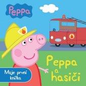 Kniha Prasátko Peppa a hasiči
