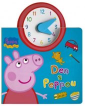 Kniha Prasátko Peppa: Den s Peppou