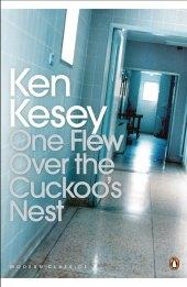 Kniha Přelet nad kukaččím hnízdem Ken Kesey
