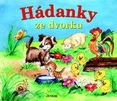 Kniha pro děti Hádanky ze dvorku Junior