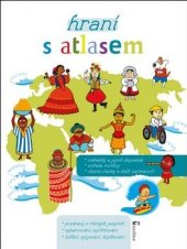 Kniha pro děti Hraní s atlasem
