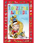 Kniha pro děti Kouzelná abeceda Hanka Jelínková