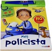 Kniha pro děti Malý policista