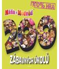 Kniha pro děti Máša a medvěd 200 zábavných úkolů