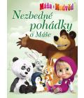 Kniha pro děti Máša a medvěd Nezbedné pohádky o Máše