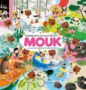 Kniha pro děti Medvídek Mouk Boutavant Marc