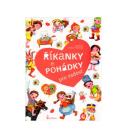 Kniha pro děti Říkanky a pohádky Andrea Popprová