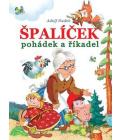 Kniha pro děti Špalíček pohádek a říkadel Adolf Dudek