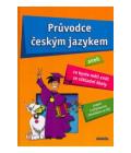 Kniha Průvodce českým jazykem aneb Co byste měli znát ze základní školy V. Dobešová, V. Fialová