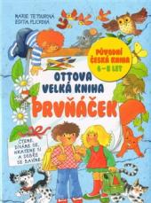 Kniha Prvňáček Edita Plicková a Marie Tetourová