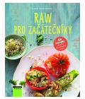 Kniha RAW strava pro začátečníky Chantal Sandjon